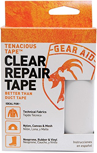 Tenacious Tape Repair Strip CLR 3