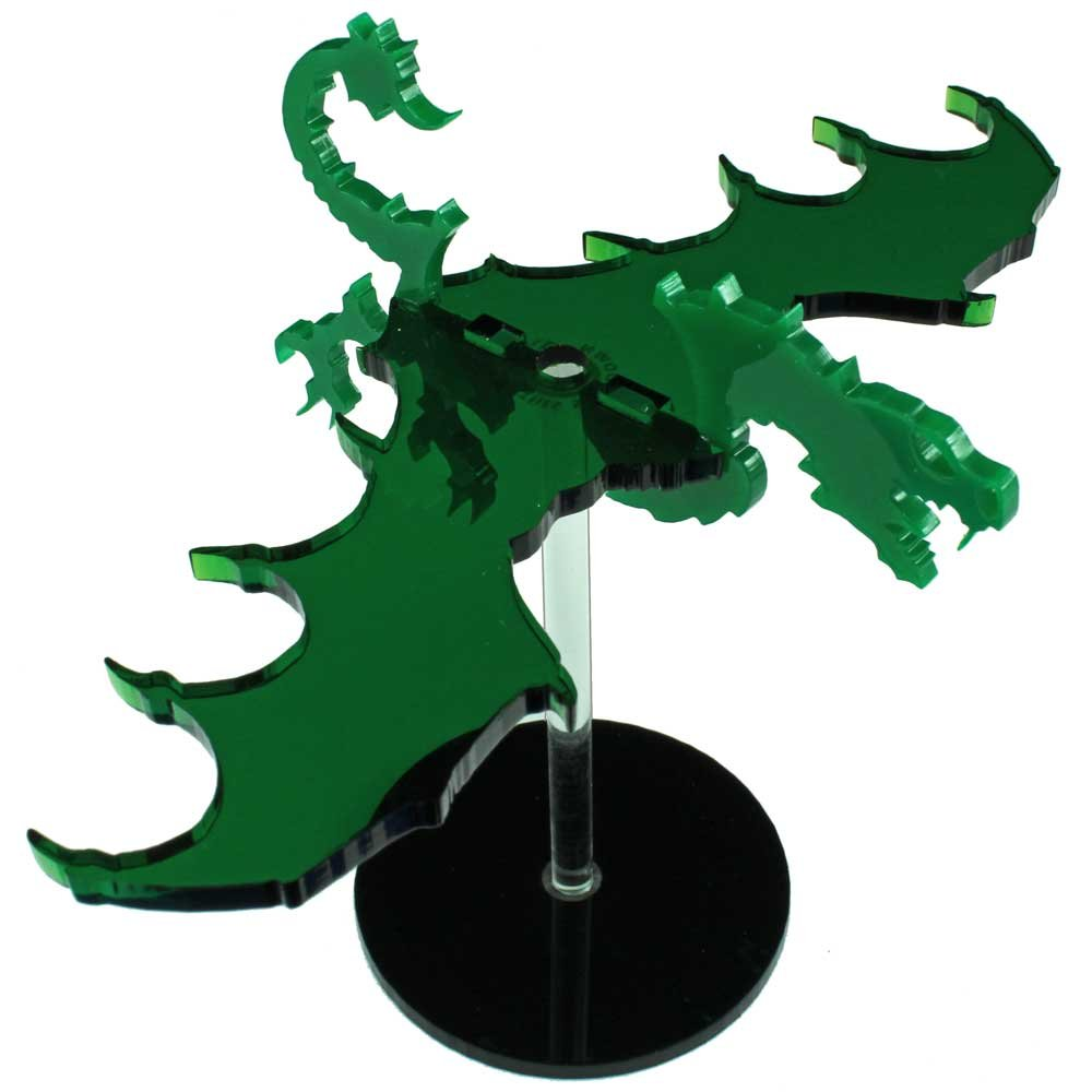 Litko Game Accessories Flying Wyvern Character Mount with 2-inch Circle Base