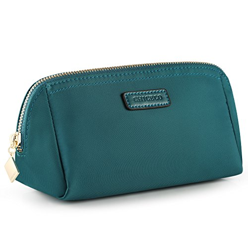 CHICECO Handy Cosmetic Pouch Clutch Makeup Bag - Turquoise