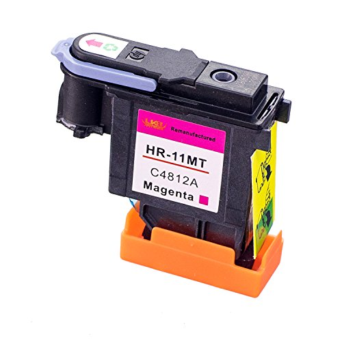LKB 1PK HP11MT Printhead C4812A Remanufactured Compatible for HP Business Inkjet (1MT) -US