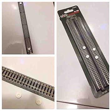 "9 3//4/"" KATO 20-000 N 248mm Straight Track"
