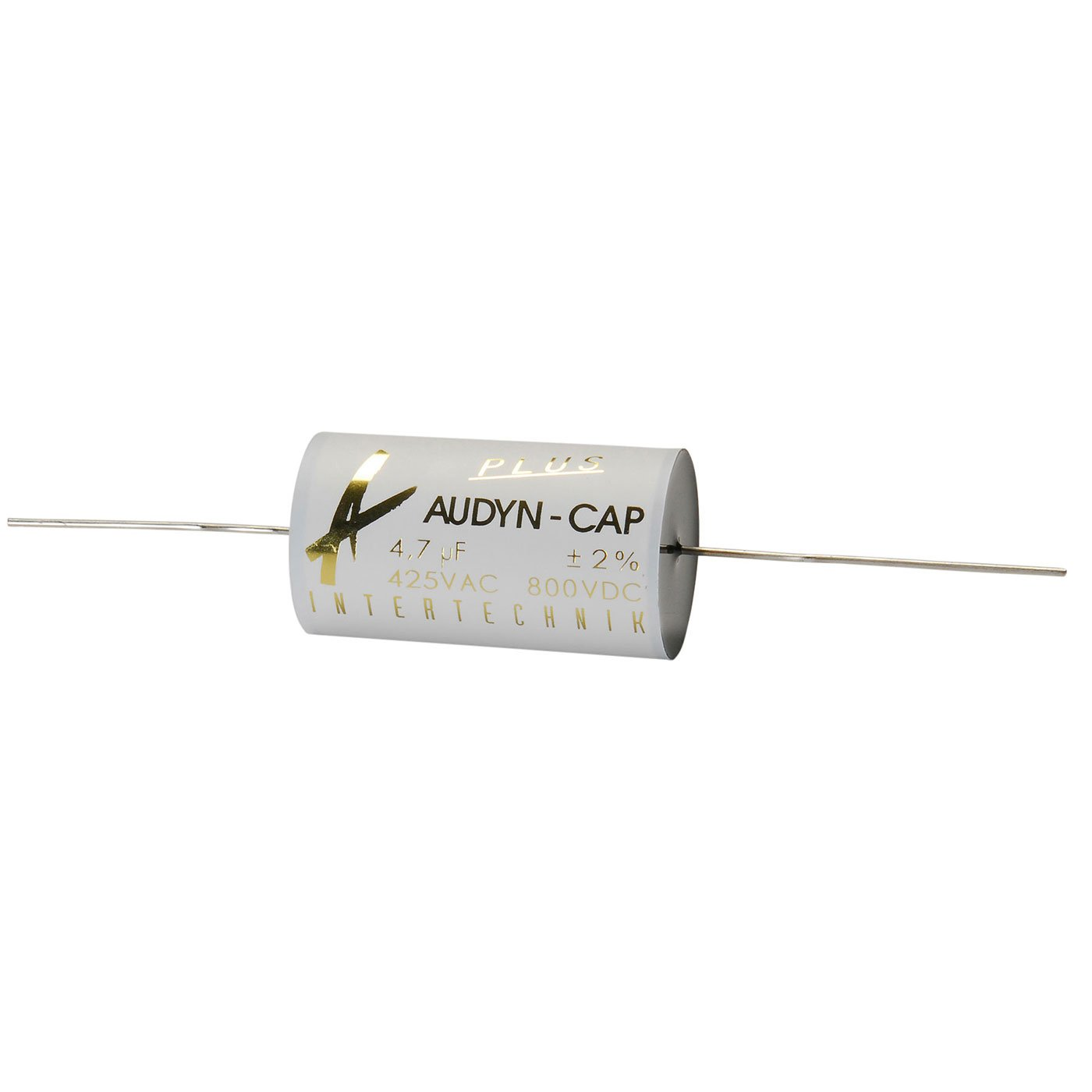 Audyn Cap Plus 4.7uF 800V Double Layer MKP Metalized Polypropylene Foil Crossover Capacitor