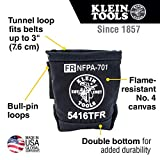 Klein Tools 5416TFR Tool Bag, Flame Resistant