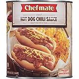 Chef-mate Hot Dog Chili, 6-lb 12-oz
