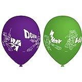 TMNT Teenage Mutant Ninja Turtles Latex Balloons: Assorted