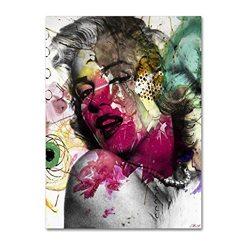 Marilyn Monroe II by Mark Ashkenazi Wall Decor, 14 by 19