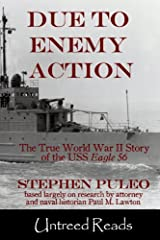 Due to Enemy Action Kindle Edition