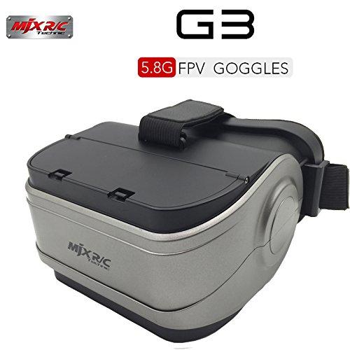 Meiyiu MJX B3 B6 B8 B8PRO RC ヘリコプター スペアパーツ C5830 カメラ D43 LCD スクリーン G3 ゴーグル 5.8G FPV リアルタイム イメージトランスミッション wjxjlwzx0814-3DCAD29784 B07GGP463F  G3