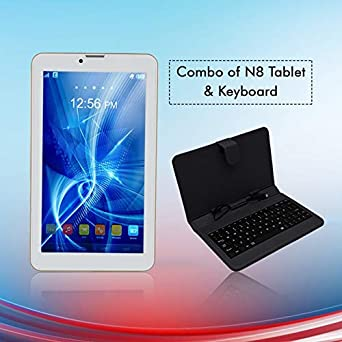 IKALL N8 7 Inch, 3G WiFi Android Calling Tablet with...