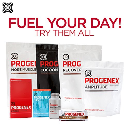 PROGENEX® Force Pre Workout Powder | Sports Performance and Energy Drink Supplement for Men and Women | 30 Servings in Individual Packets, Raspberry Lemonade