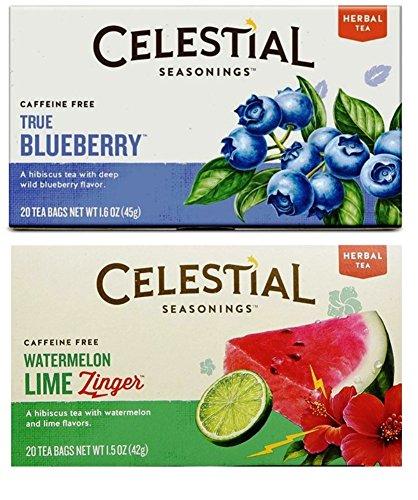 True Blueberry Herb Tea - 9