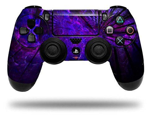 Vinyl Skin Wrap for Sony PS4 Dualshock Controller Refocus (CONTROLLER NOT ()