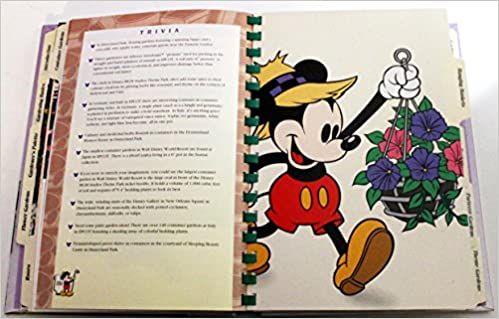 Book Disney's Gardening With Mickey