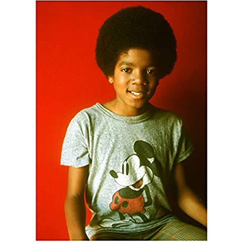 young michael jackson shirt