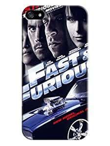 well-designed logo fit for iphone5(Fast and Furious) by Shari Flanders Hard Plastic Case