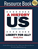 Liberty for All? Resource Book, Susan Dangel et al., 1602401020