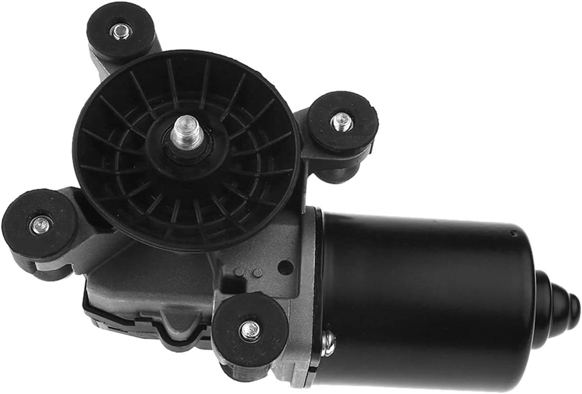 A-Premium Front Windshield Wiper Motor without Washer Pump Compatible with Toyota Tacoma 1998-2004 Tundra 2000-2006 Sequoia 2001-2007 Mitsubishi Galant 1999-2003