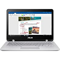 Asus Q304UA 2-in-1 - 13.3 FHD Touch - i5-7200U - 8GB Memory - 1TB Hard Drive - Silver