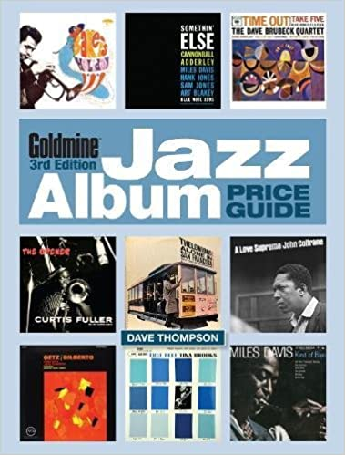 Goldmine jazz album price guide dave thompson 9781440246982 goldmine jazz album price guide dave thompson 9781440246982 amazon books fandeluxe Gallery