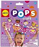 ALEX Toys POPS Craft 4 Paper Chain Dolls