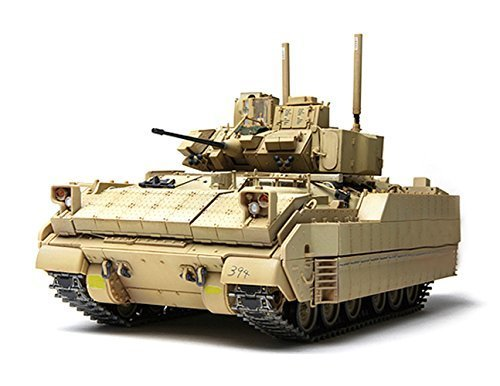 Army Fighting Vehicles - Meng M2A3 Bradley BUSK III IFV Infantry Fighting Vehicle Buidling Kit