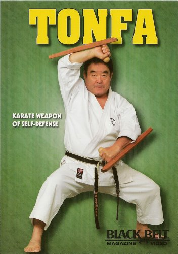 Black Belt Magazine: Tonfa - Karate Weapon of Self Defense