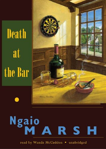 Death at the Bar (Roderick Alleyn Mysteries)(Library Edition ) by Blackstone Audio, Inc.