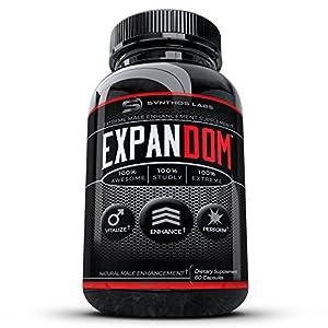 Expandom Male Enhancement Pills- #1 Best Selling Natural Stamina Pill Men. Libido, Drive, Energy, Growth, Power Enhancement Pills - 51OxjtySGeL - Enhancement Pills