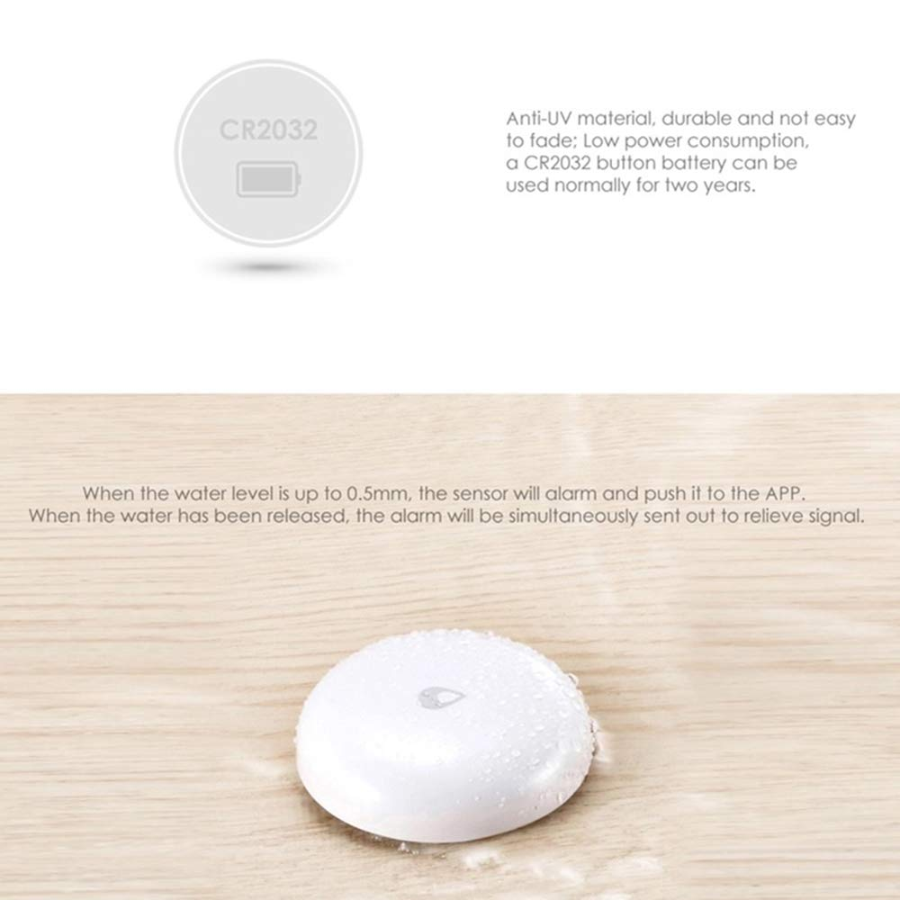 Xiaomi Mijia Aqara Water Immersing Sensor Zigbee Wireless ...