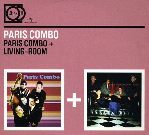 Living Room/Paris Combo: Amazon.co.uk: Music