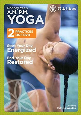 Amazon.com: A.M. and P.M. Yoga [DVD] [2004] [2000] by Rodney ...