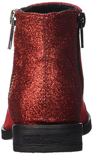 Yep By Jonak Mädchen Fabiola Klassische Stiefel, Knöchelhoch Rot