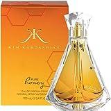 Kim Kardashian Pure Honey Eau de Parfum Spray for Women, 3.4 Ounce