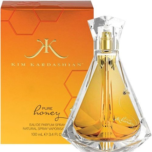Women Pure Parfum (Kim Kardashian Pure Honey Eau de Parfum Spray for Women, 3.4 Ounce)