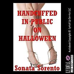 Handcuffed in Public on Halloween