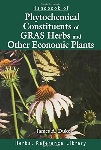 Handbook of Phytochemical Constituents of GRAS Herbs and Other Economic Plants: Herbal Reference Library