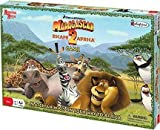 University Game Madagascar Escape 2 Africa Board Game