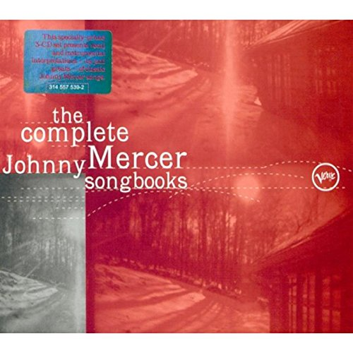 Complete Johnny Mercer Songbooks [3 CD Box Set] by Verve