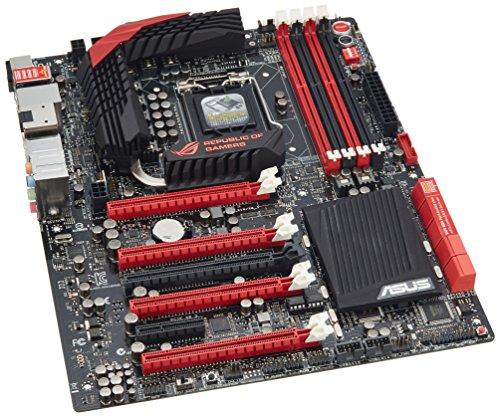 ASUS ROG MAXIMUS VI EXTREME LGA 1150 DDR3 M.2 ACWiFi USB 3.0 Intel  Z87 ATX  Motherboard
