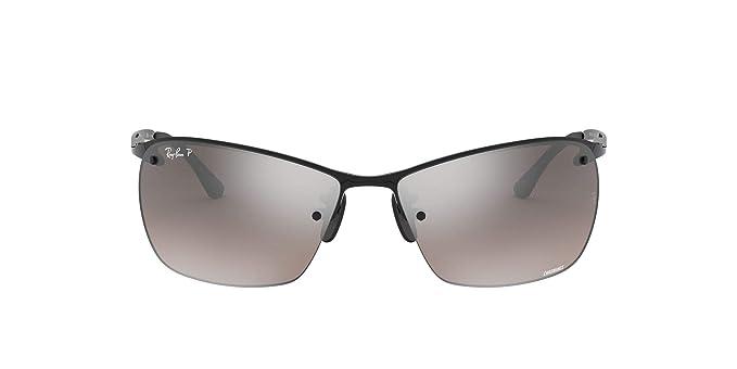 Ray-Ban Mod. 3544 Gafas De Sol, Negro, 64 para Hombre: Amazon.es ...