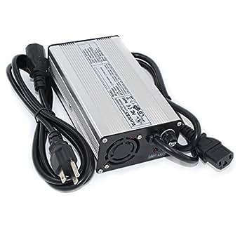 Amazon.com: 58,4 V 4 Un Cargador 16S 48 V LiFePO4 Cargador ...