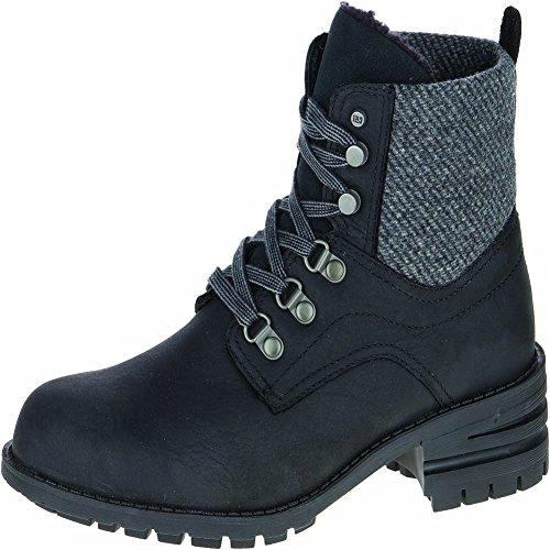 Caterpillar Women's Taylor Waterproof Boot, Womens Black, 9 M US