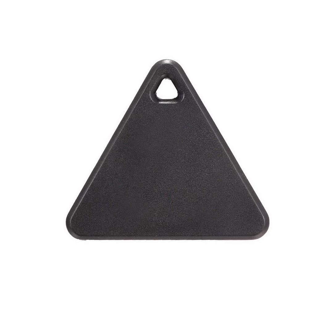 New Ultra-Thin Triangle Smart Mini Bluetooth Tag Tracker Key Wallet Pet Child Finder GPS Locator Alarm