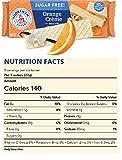 Voortman Sugar Free Orange Creme Wafer | Lemon