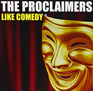 The proclaimers like comedy by the proclaimers amazon. Com music.