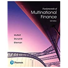 Fundamentals of Multinational Finance (6th Edition)