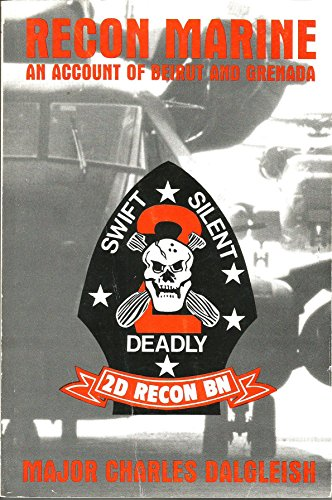Recon Marine - Recon marine: An account of Beirut and Grenada