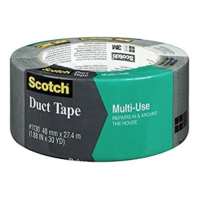 Scotch Multi Use Duct Tape, 1.88-Inch by 30-Yard
