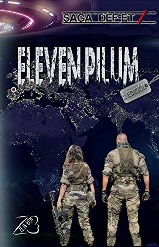 Portada del libro Eleven Pilum de Zeta Bon