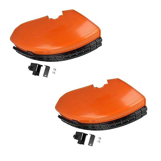 2X Strimmer Guarda Ajuste para STIHL FS Series Accesorios de ...